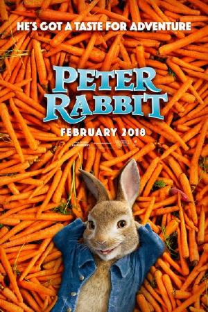 Thỏ Peter 2D LT