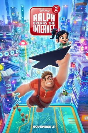 Phá Đảo Thế Giới Ảo 3D LT - Ralph Breaks The Internet