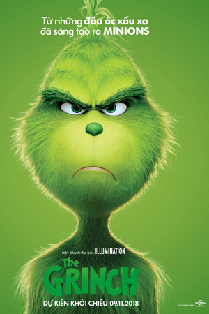 The Grinch 2D LT