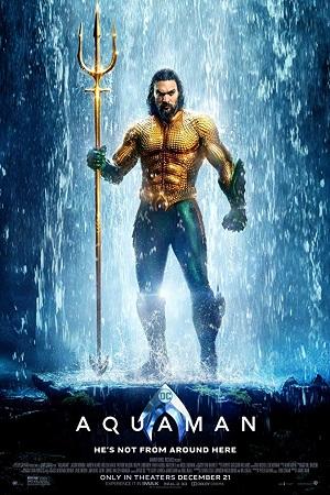 Aquaman 2D - Đế Vương Atlantis (C13)