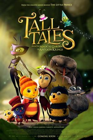 tall tales - dế apollo và nữ hoàng