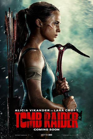 Tomb Raider 3D (C16): Huyền Thoại Bắt Đầu