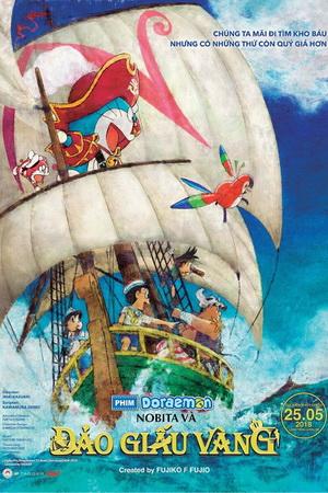 phim doraemon lt: nobita và đảo giấu vàng
