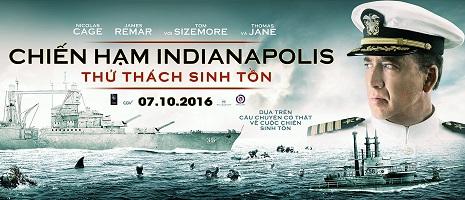 USS Indianapolis: Men of Courage - Sự kết hợp của Sully, Trân Châu Cảng và cả… Jaws
