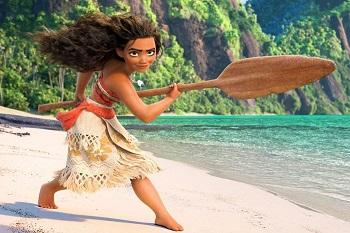 Moana -Nàng công chúa tiếp theo của Walt Disney