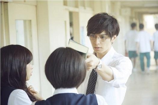Thầy ơi! Em Yêu Anh - phim ngôn tình Nhật 'ngọt đến chết ruồi' khai màn mùa phim Valentine