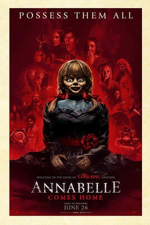 Annabelle (C18): Ác Quỷ Trở Về